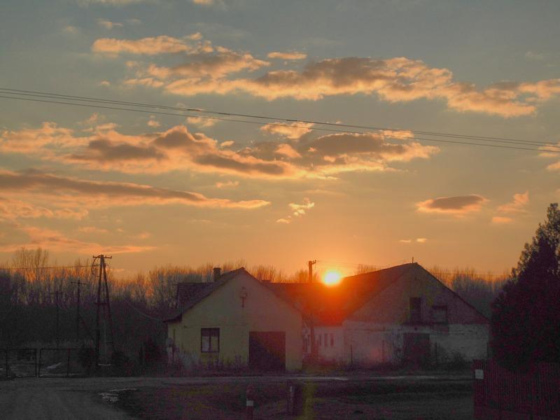 Falusi naplemente