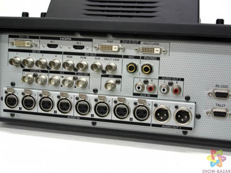 Panasonic_ag-hmx100 mixer hátoldal