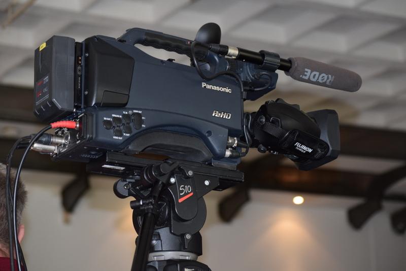 Profi kamera Panasonic Ag HPX 371 EJ
