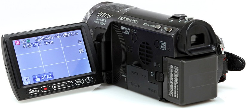 Panasonic HDC-TM 700