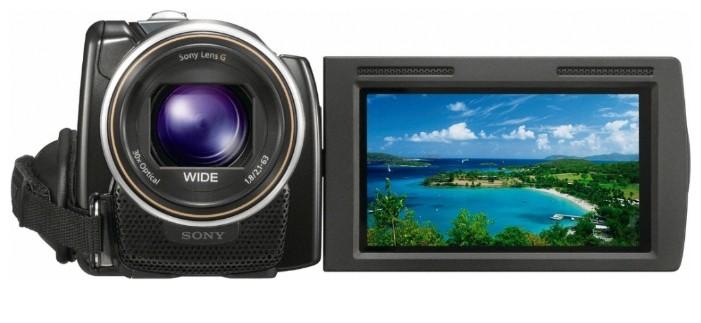Sony-HDR-XR 160e